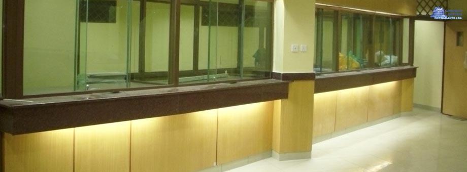 Banking Halls